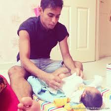 suami kena galakkan isteri menyusukan bayi