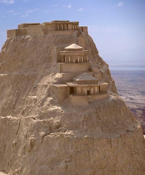 Masada,Israel