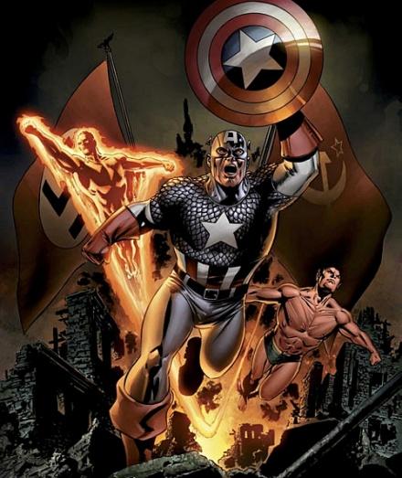 Imagen de Los Invasores-Marvel-Superhéroes