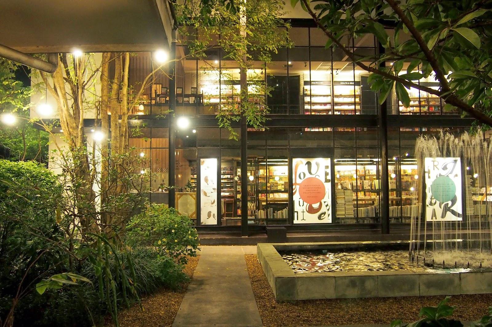 Bangkok 2013 Vanilla Cafe Vanilla Garden