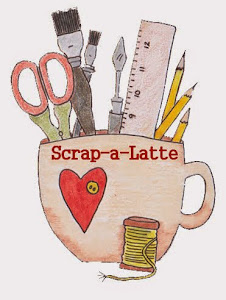 SCRAP-A-LATTE ON LONG ISLAND