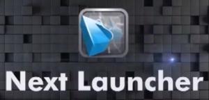 Next Launcher Versão Beta .Apk