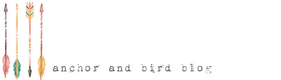 anchor and bird blog