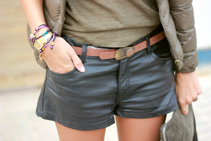 Trend Watch: Faux Leather