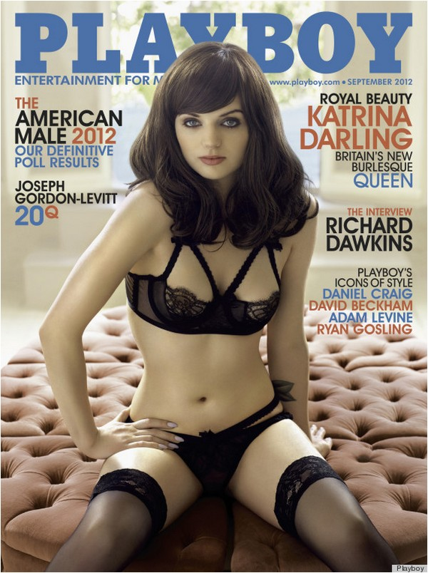 Katrina Darling Playboy Photos: Kate Middleton's Cousin Poses For Racy