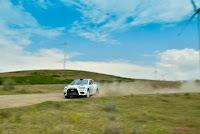 Sebastian Barbu si Răzvan Hulea Mitsubishi Lancer EVO X  Danube Delta Rally