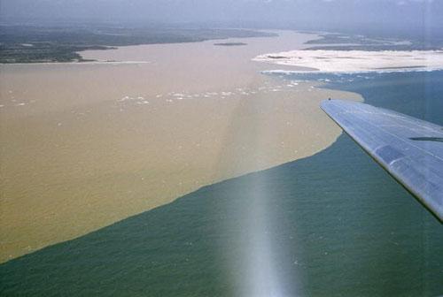 Rio Negro e Rio Amazonas - Os lugares mais lindos do Brasil