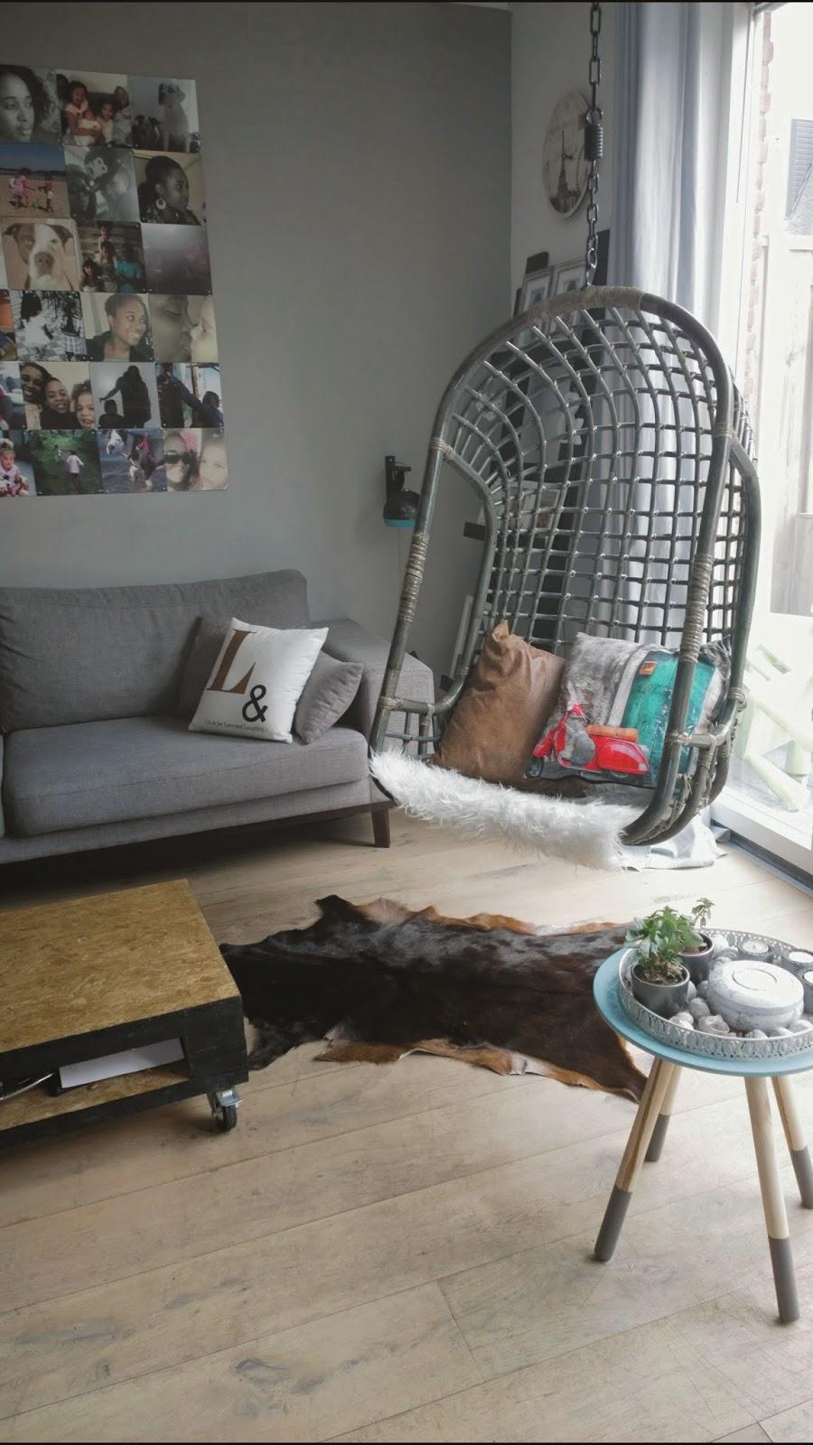 Pimpish: klaar voor de herfst en winter: restyle van de woonkamer