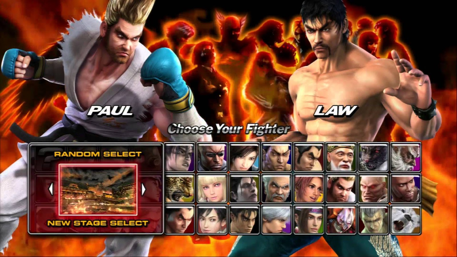 download tekken 5 iso highly compressed for pc