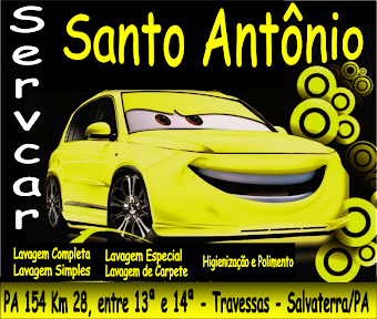 SERVCAR SANTO ANTÔNIO