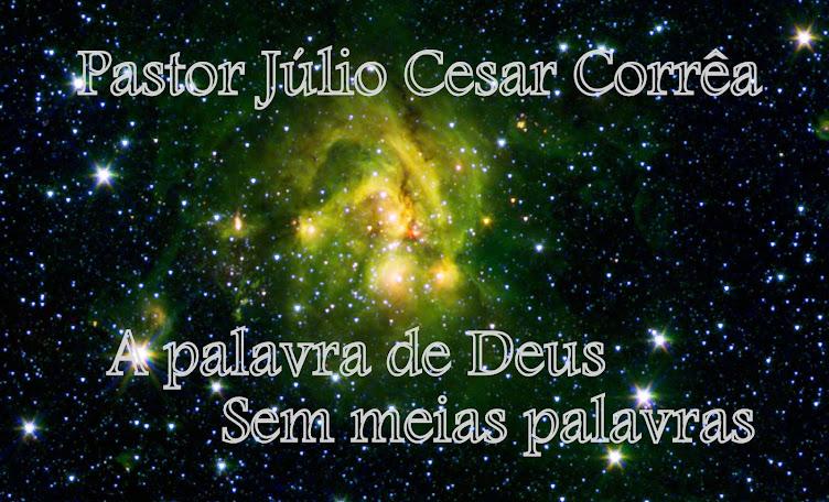 Pastor Júlio César Corrêa