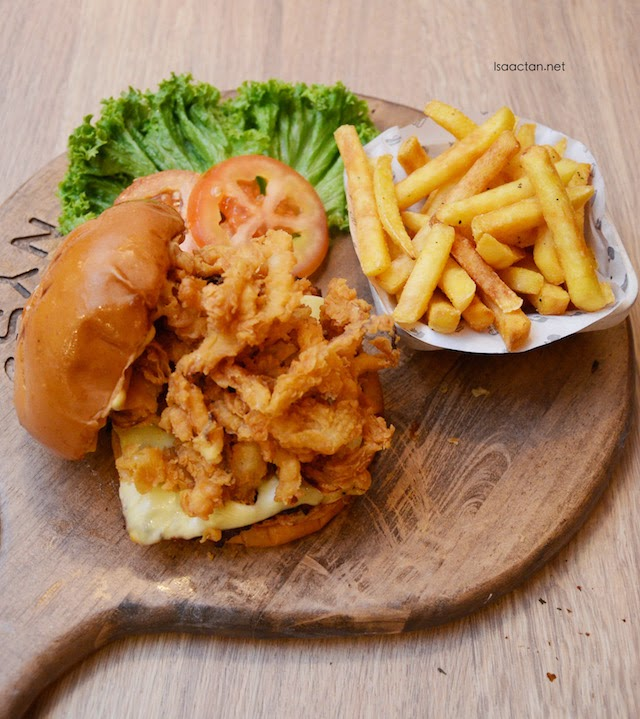 Southwest Chicken Sandwich - RM20.03