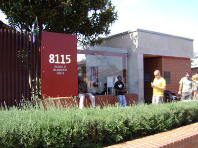 Dom Mandeli w Soweto