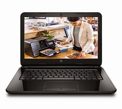 Amazon: Buy HP 14-R053TU 14-inch Laptop with Laptop Bag at Rs. 29200