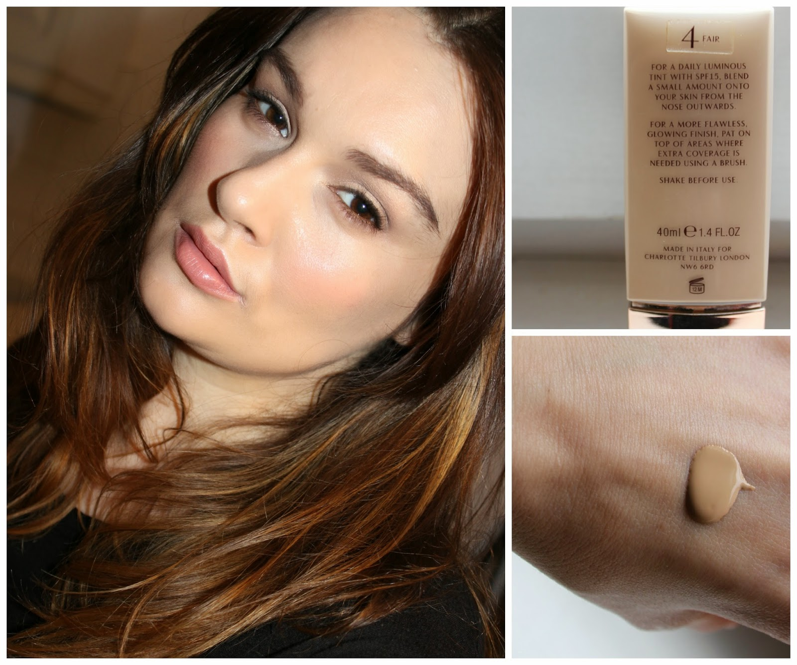 Delightful Charlotte Tilbury Light Wonder Foundation   Review Great Ideas
