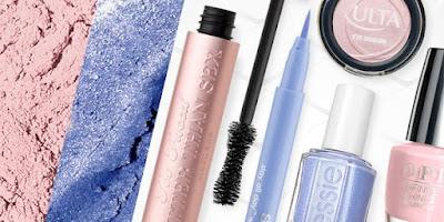 Rose Quartz and Serenity in Makeup