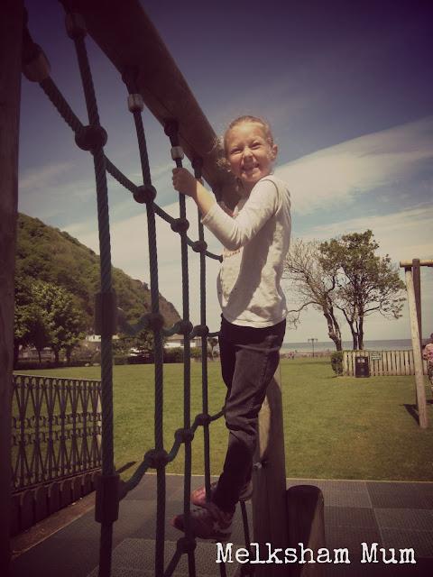 Lynton & Lynmouth park