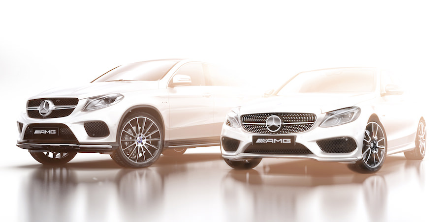 メルセデスベンツが通常モデルと「AMG」の中間に位置する「AMGスポーツ」を追加へ
