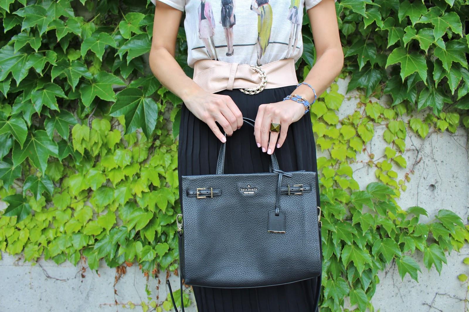 bijuleni - kate spade handbag