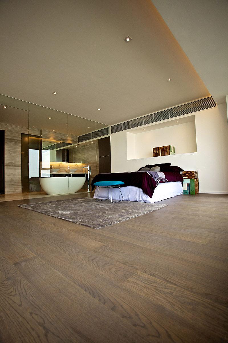 Interiores minimalistas for Apartamentos minimalistas