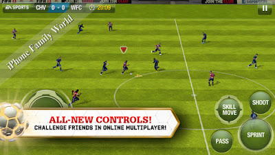 FIFA SOCCER 13 by EA SPORTS 1.0.7 - iphone family world | iphone family