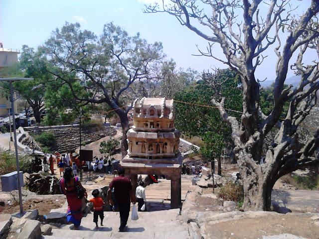 Yoga Narasimha Swamy Temple Path