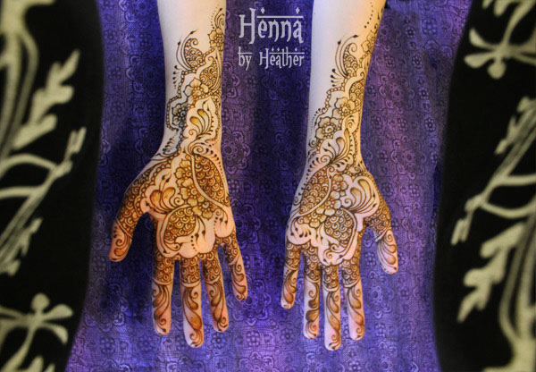 Henna Party Etiquette : The paisley press wedding henna tradition and trend