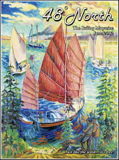 Pelindaba Lavender Featured in 48º North - The Sailing Magazine