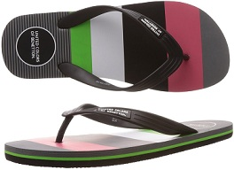 United Colors of Benetton Men's Flip-Flops and House Slippers worth Rs.799 for Rs.399 Only @ Amazon