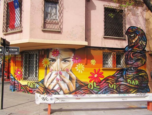 street art chile santiago de chile graffiti murales izak one izakone antofagasta