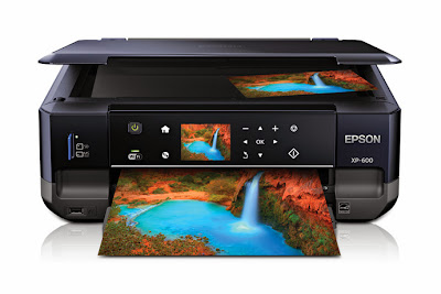 download Epson XP-600 All in One printer's driver