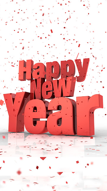 free new year 2013 iphone5 wallpaper 03