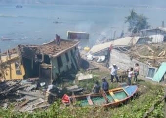 Caleta Coliumo (TOMÉ): Los Pescadores están indignados pero vecinos mantienen la calma