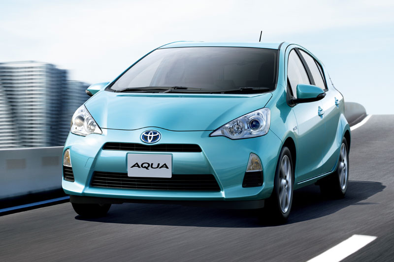 All About Speed Video And Review 2013 Toyota Aqua