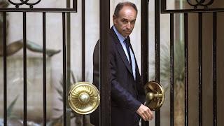 Jean-François Copé démissionne de la présidence de l'UMP