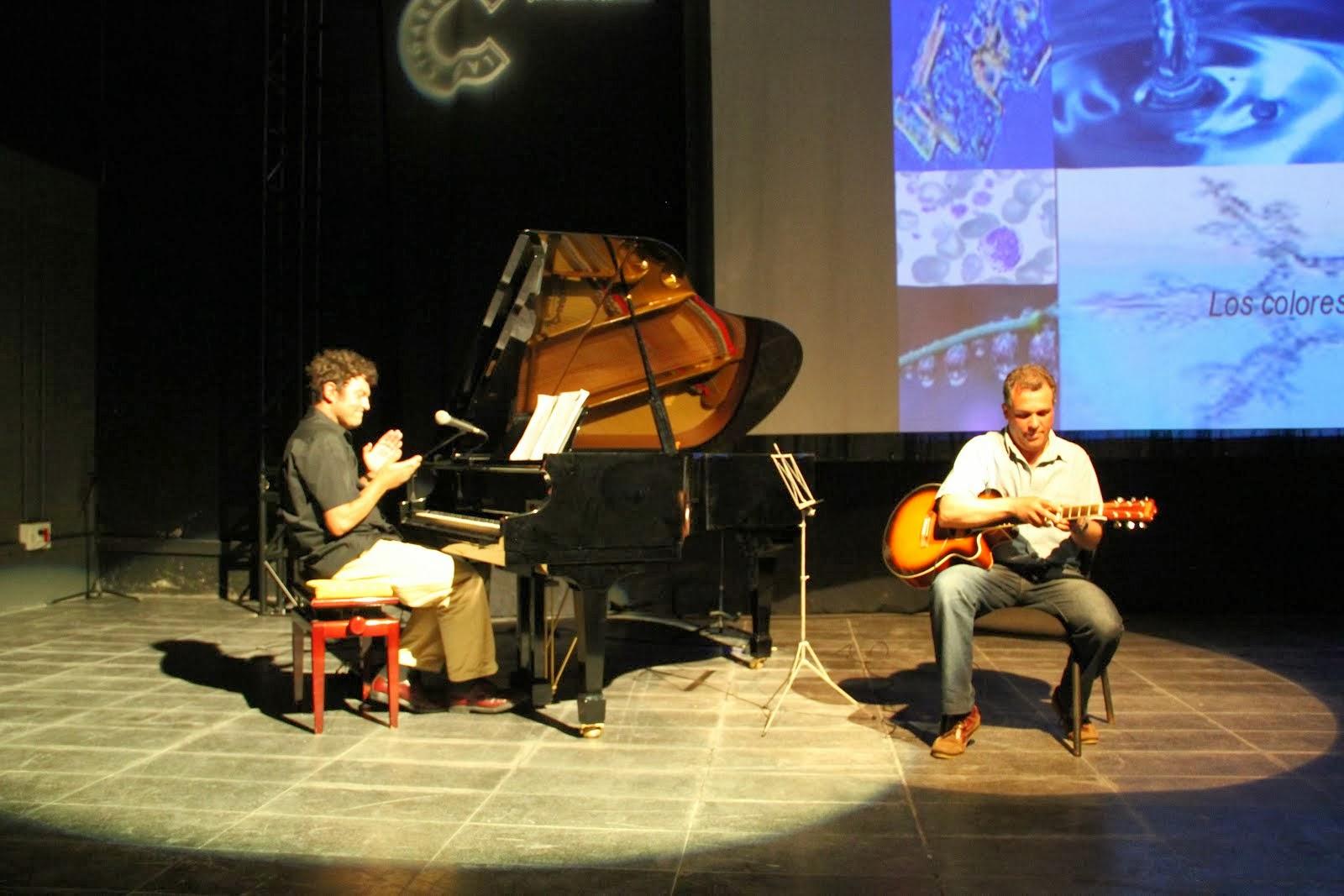 Benjamín Sun y Gustavo Cafaro
