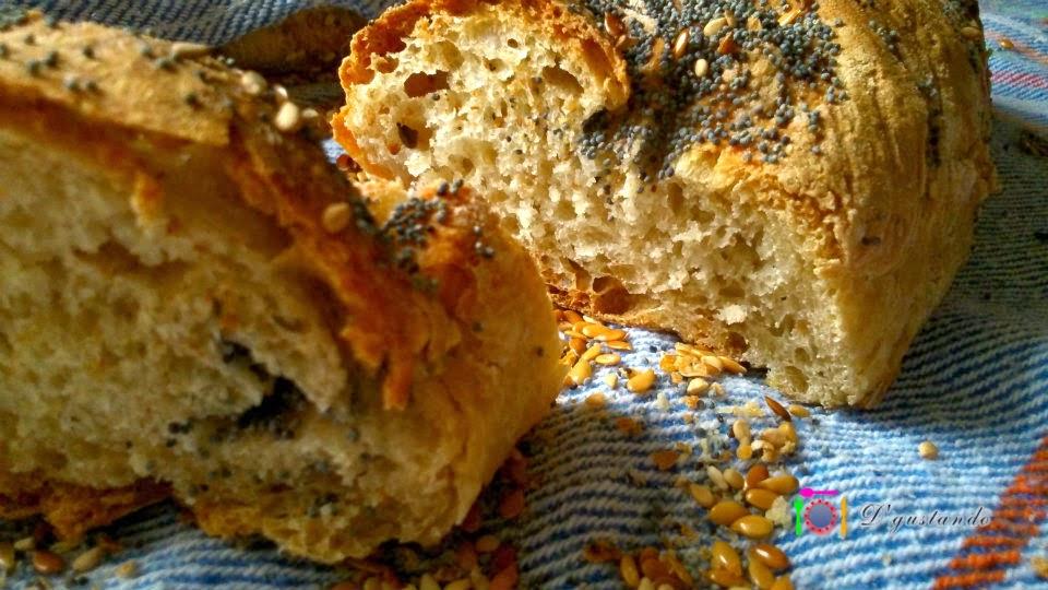 ¿Os atrevéis con este pan sencillo?