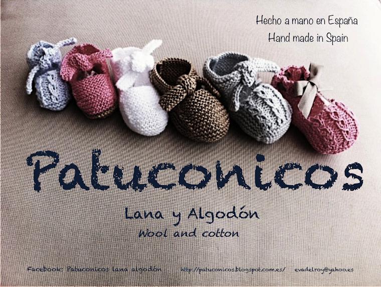 Patuconicos para todos los bebés