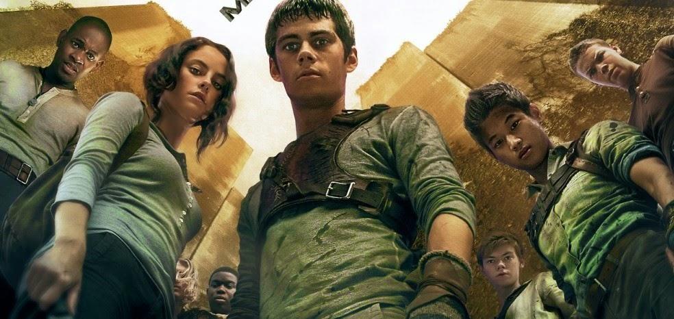 Dylan O'Brien e Will Poulter no segundo trailer da adaptação Maze Runner - Correr ou Morrer