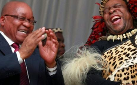Xenophobia: ICC Set To Probe President Zuma And Zulu King Over Attacks