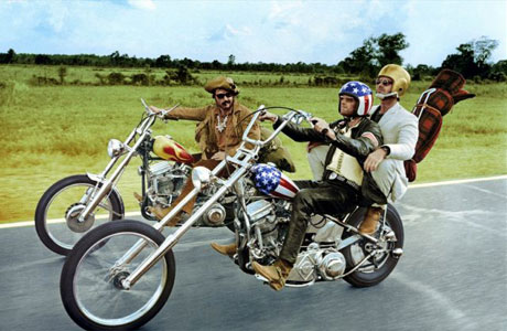 1969 Easy Rider Motorcycle