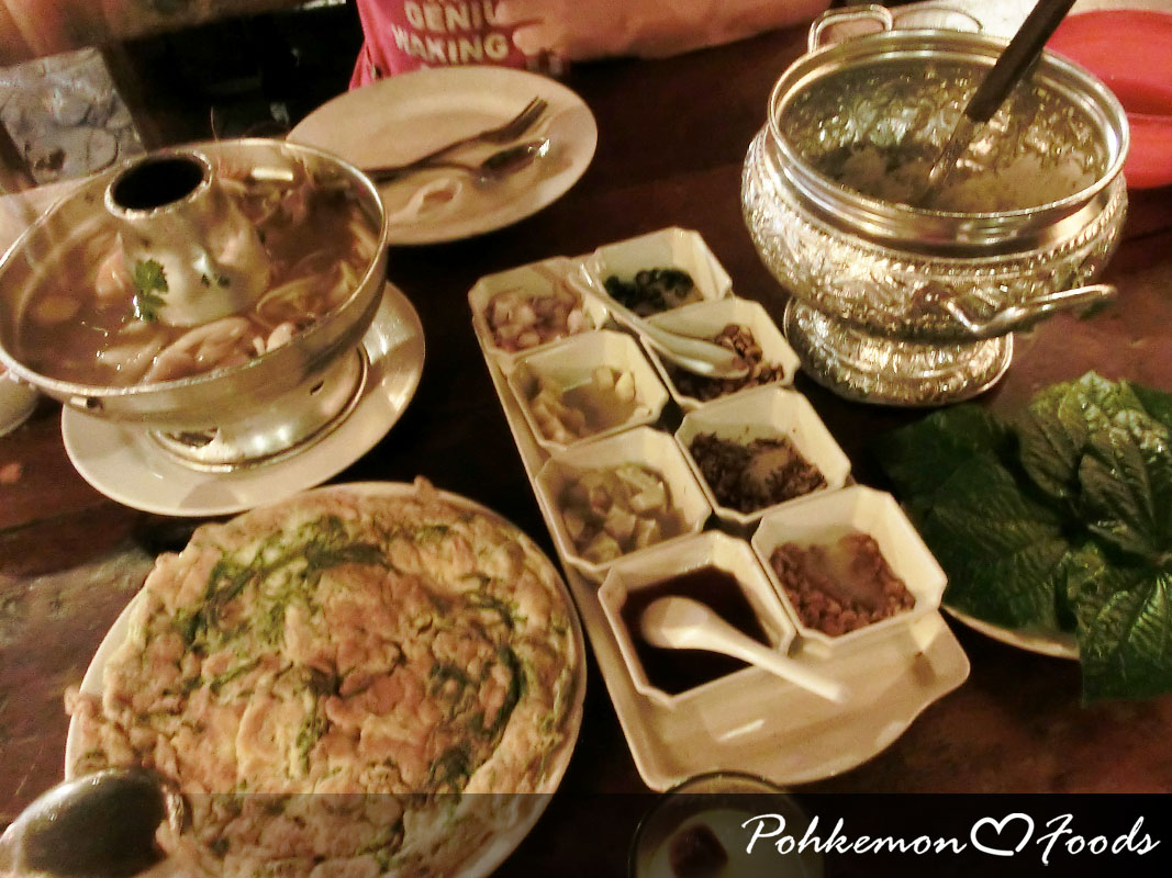 Kepong khuntai authentic thai restaurant pohkemon food for Authentic thai cuisine