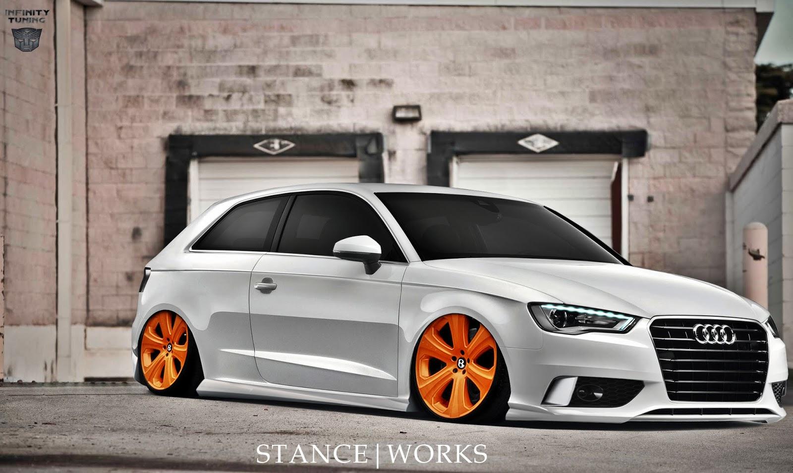 Audi A3 Infinity Tuning Blog