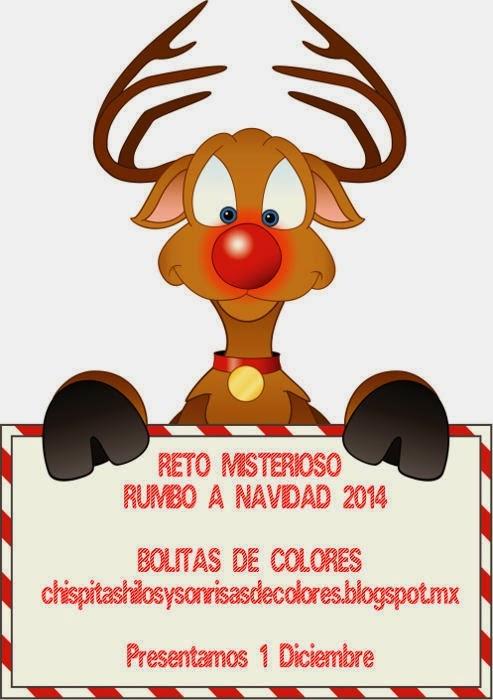 RETO MISTERIOSO : Navidad 2014