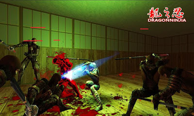 Dragon Ninja 3D v1.06 Mod Apk Unlimited Gold + Potion + Unlocked