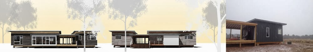 Passive Solar Modern Prefab In Northeast