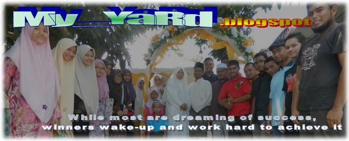 My_YaRd (^_^)