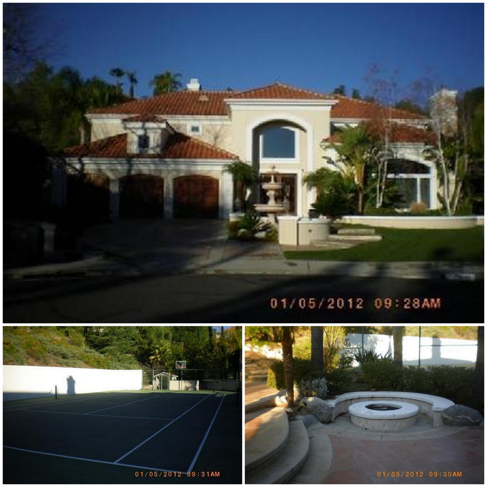 Celebrity real estate bryon and kimberli russell 39 s Celebrity real estate pictures