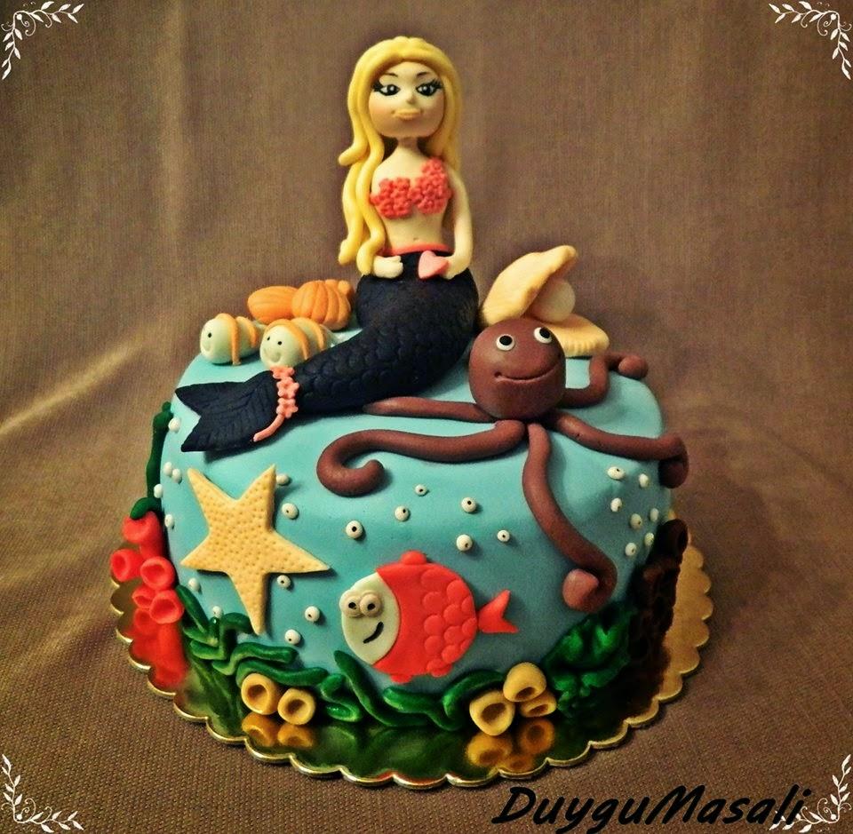 edirne deniz kızı butik pasta