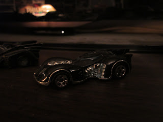 Arkham Asylum Batmobile